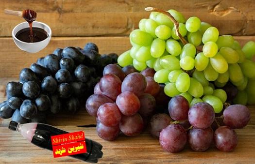 قیمت شیره انگور طبیعی و 100 درصد خالص