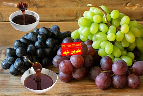 فروش شیره انگور درجه یک و اعلاء