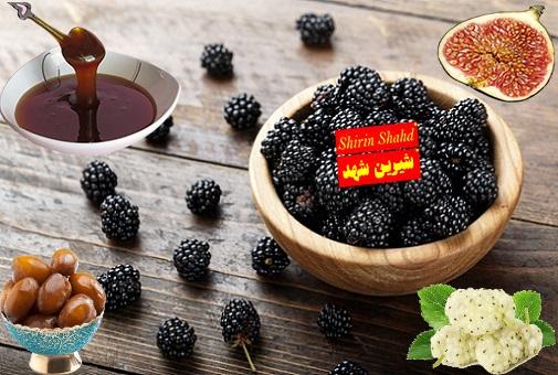 نمایندگی فروش شیره توت و شیره انجیر طبیعی