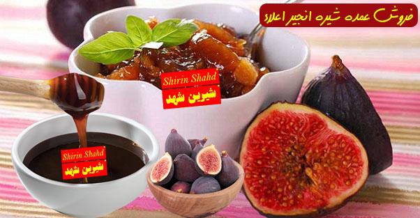 قیمت شیره انجیر سولار همدان