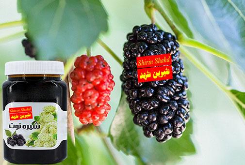 استعلام قیمت عمده شیره توت صادراتی
