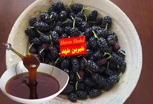 قیمت خرید و فروش شیره توت اصیل ایرانی