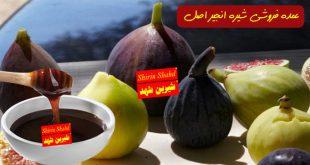 نمایندگی فروش شیره انجیر در تبریز