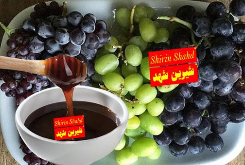 خرید شیره انگور رازقی