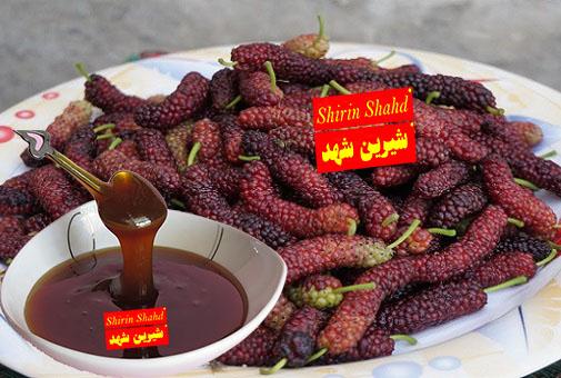خرید شیره توت ممتاز با قیمت ارزان