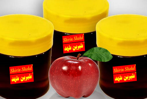 قیمت انواع شیره سیب