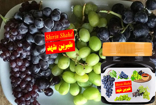 لیست قیمت شیره انگور سفید ملایر