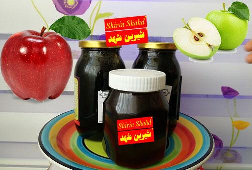 قیمت شیره سیب خالص