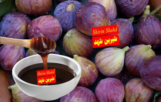 بازار شیره انجیر تازه و طبیعی در کشور