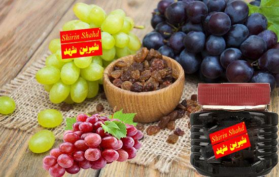 قیمت شیره انگور سیاه خالص