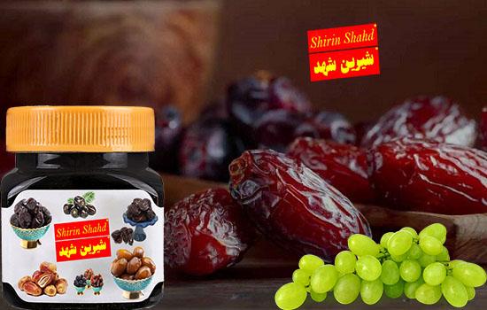 صادرات شیره خرما و شیره انگور