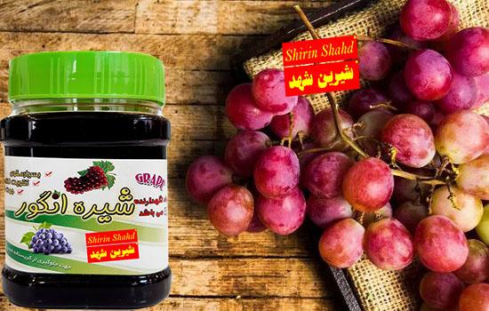 شیره انگور را چگونه صادر کنیم