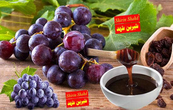 صادرات شیره انگور اصل به عمان