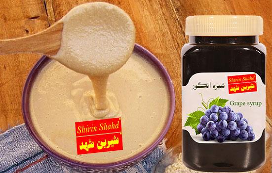 فروش مستقیم ارده شیره دبه ای طبیعی
